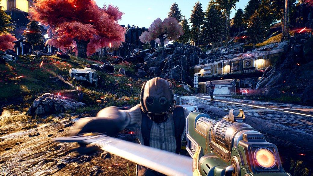 Подробности The Outer Worlds измартовского номера Game Informer | Канобу - Изображение 2337