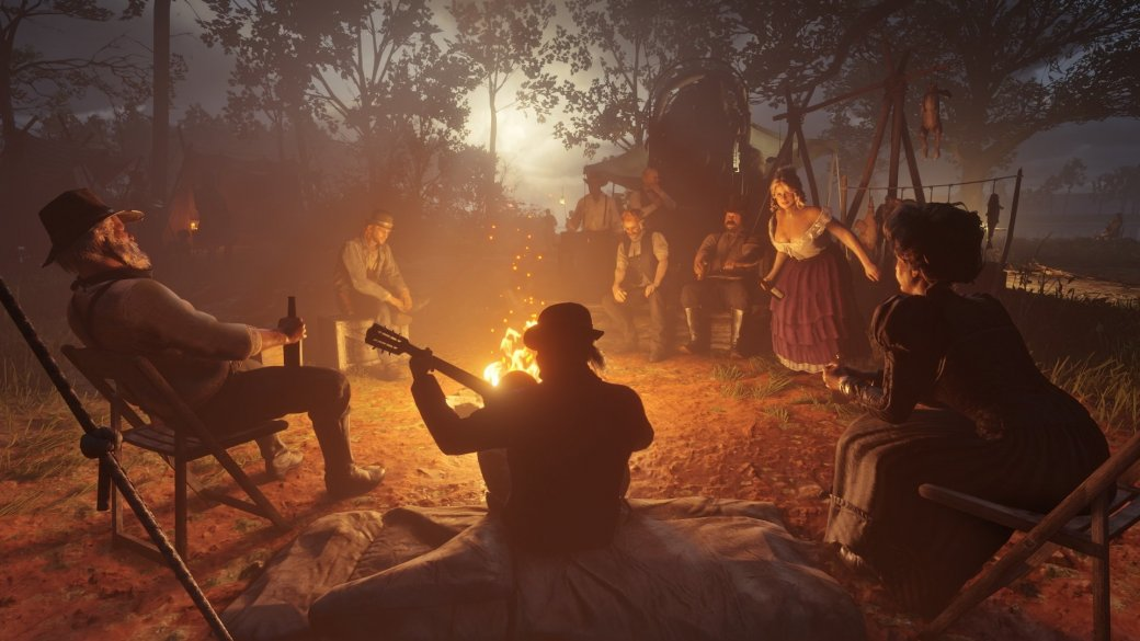 10 фактов о Red Dead, Red Dead Redemption и Red Dead Redemption 2, которые выдолжны знать  | Канобу - Изображение 854