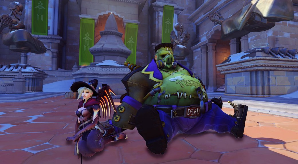 Сравниваем Хэллоуин и Летние Игры в Overwatch  | Канобу - Изображение 4