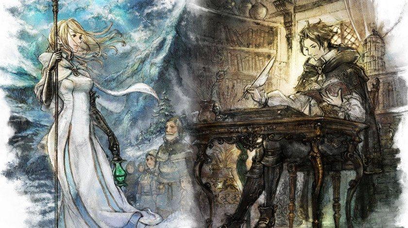 «Вней достаточно хороших идей»: что критики говорят обOctopath Traveler, новой JRPG отSquare Enix. - Изображение 1