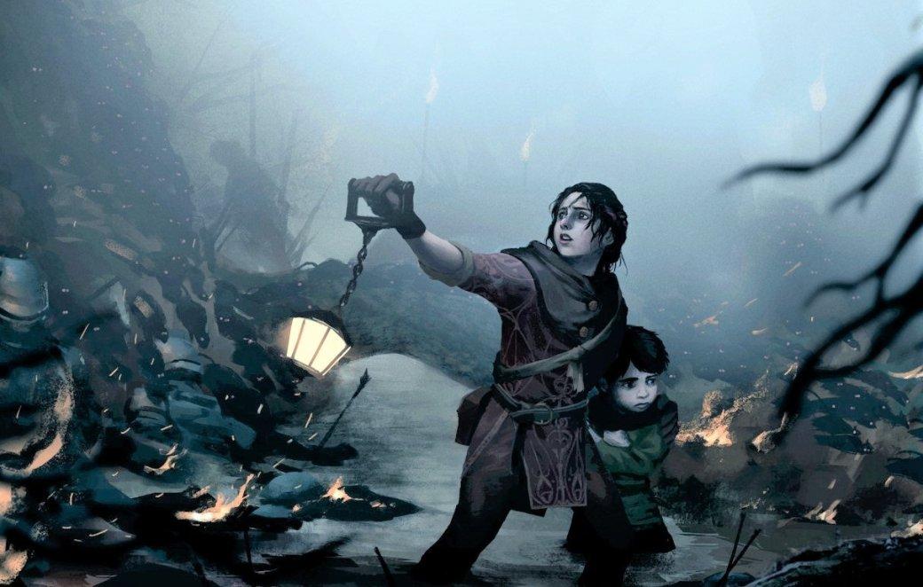 Критики довольны APlague Tale: Innocence— хвалят прекрасный мир иубедительную историю | Канобу - Изображение 10085