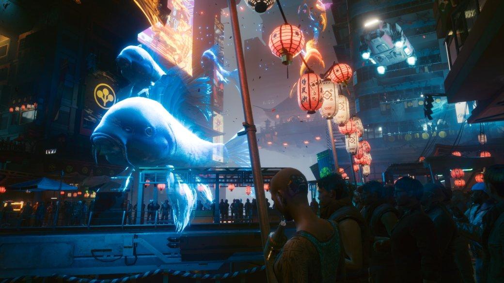 40 крутых скриншотов Cyberpunk 2077 | Канобу - Изображение 7768