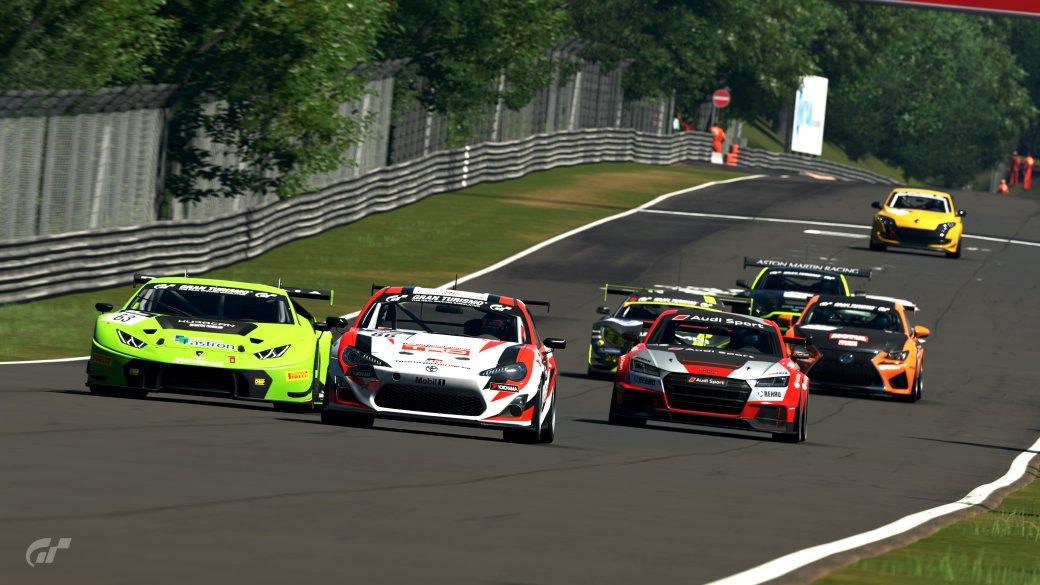 30 главных игр 2017 года. Gran Turismo Sport— настоящий автоспорт. - Изображение 4