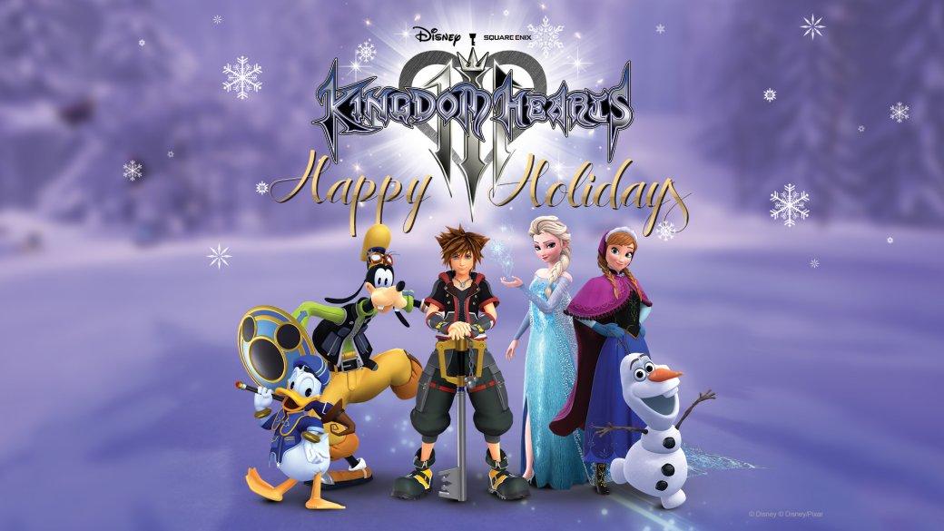 Разработчики поздравляют игроков с Рождеством. Подборка праздничных открыток   Канобу - Изображение 12499