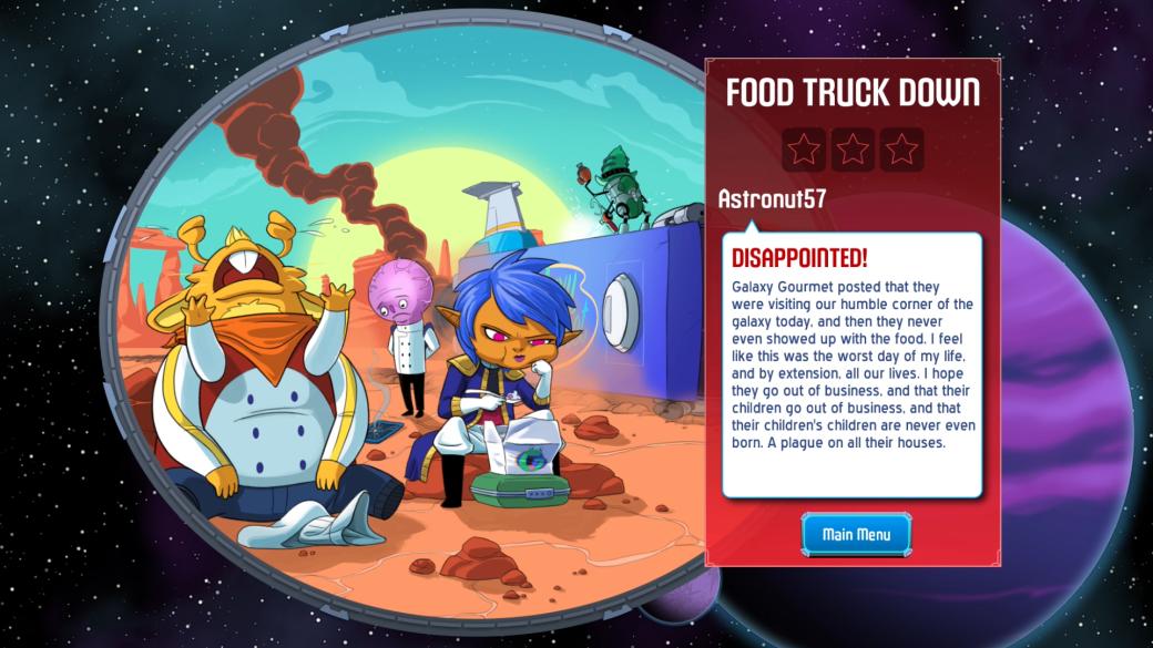 Рецензия на Space Food Truck | Канобу - Изображение 8313