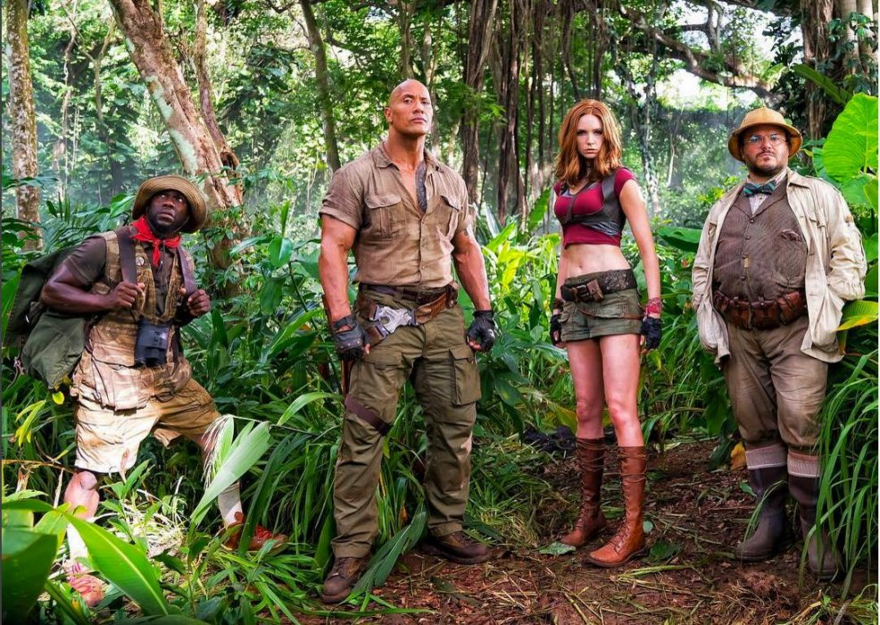 Рецензия на«Джуманджи: Зов джунглей» | Канобу
