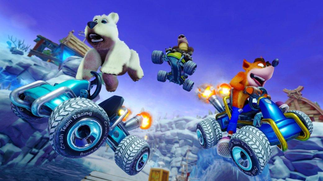 Рецензия на Crash Team Racing: Nitro-Fueled | Канобу - Изображение 14541