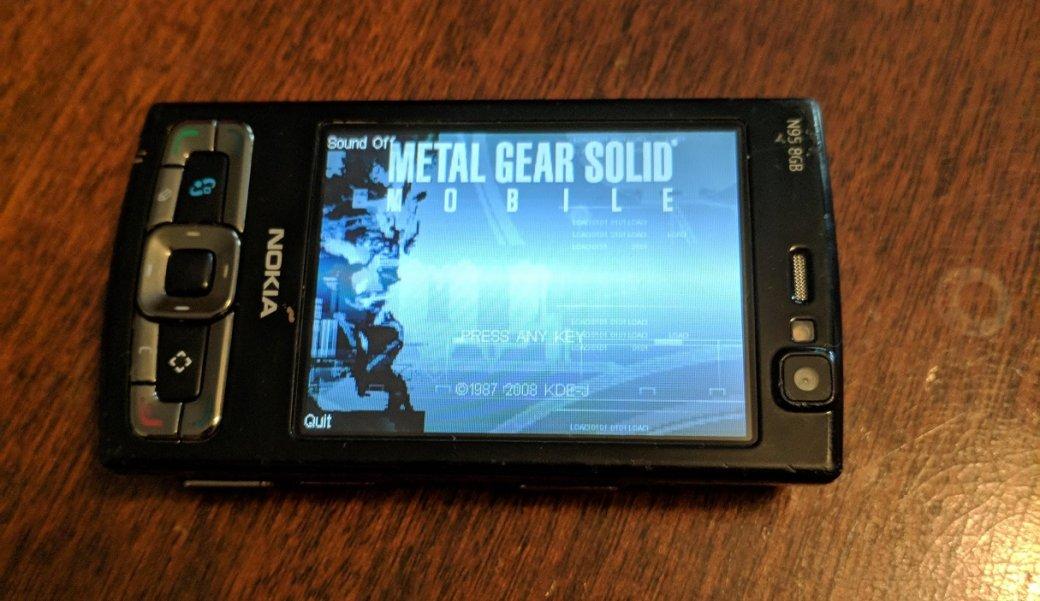 Забытые иутерянные части серии Metal Gear— отMGS Mobile доMGS Touch | Канобу - Изображение 2