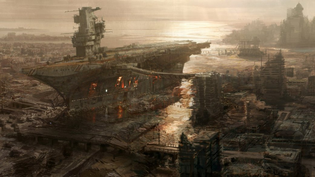 Лучший арт мира Fallout | Канобу - Изображение 9