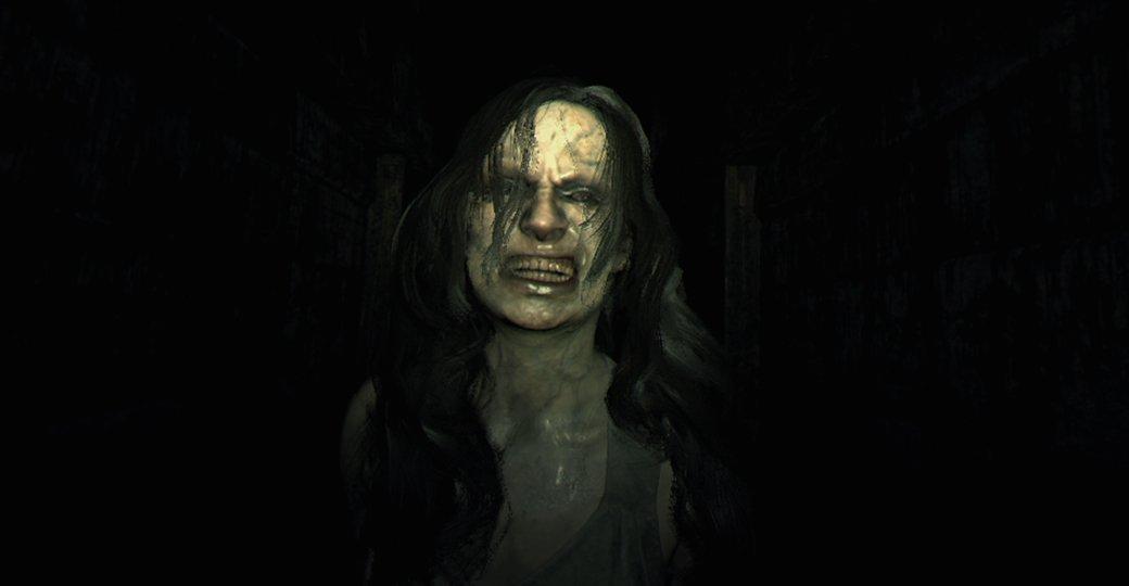 Resident Evil 7 в PS VR