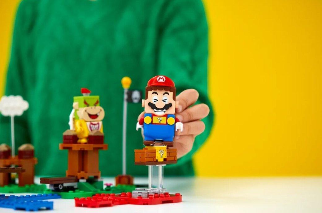 Дизайнер LEGO о работе над набором Марио | Канобу - Изображение 7794