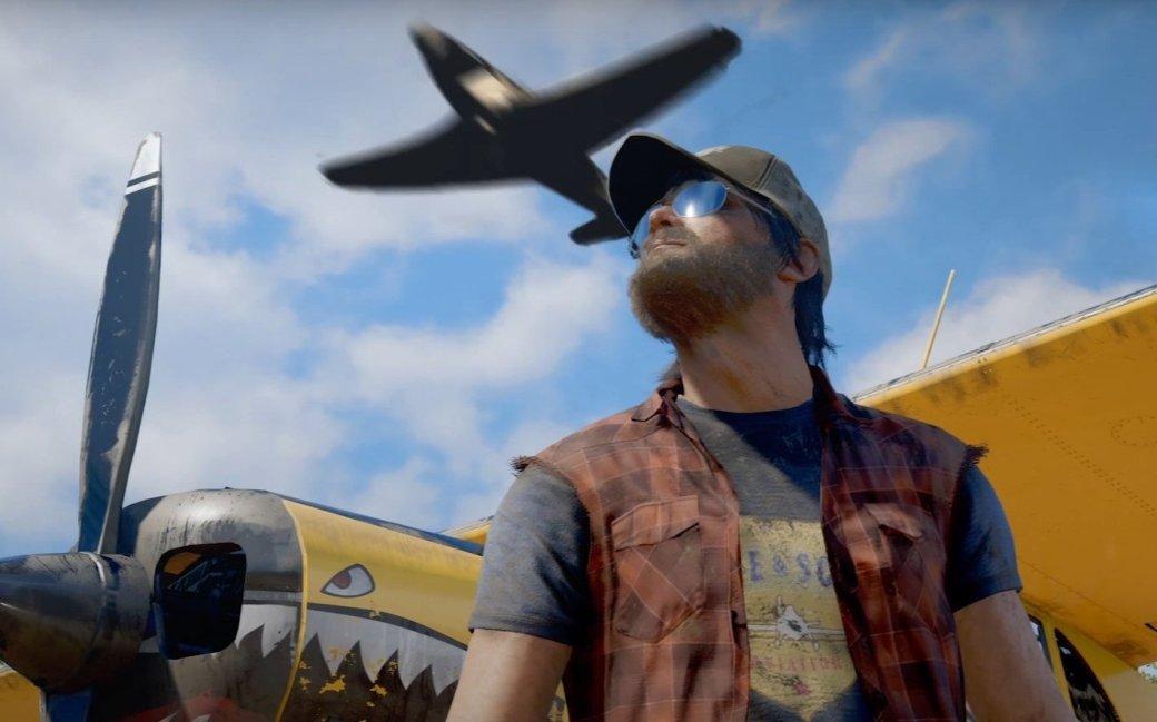 Выглядит круто. Разбираем анонс Far Cry5 | Канобу - Изображение 18