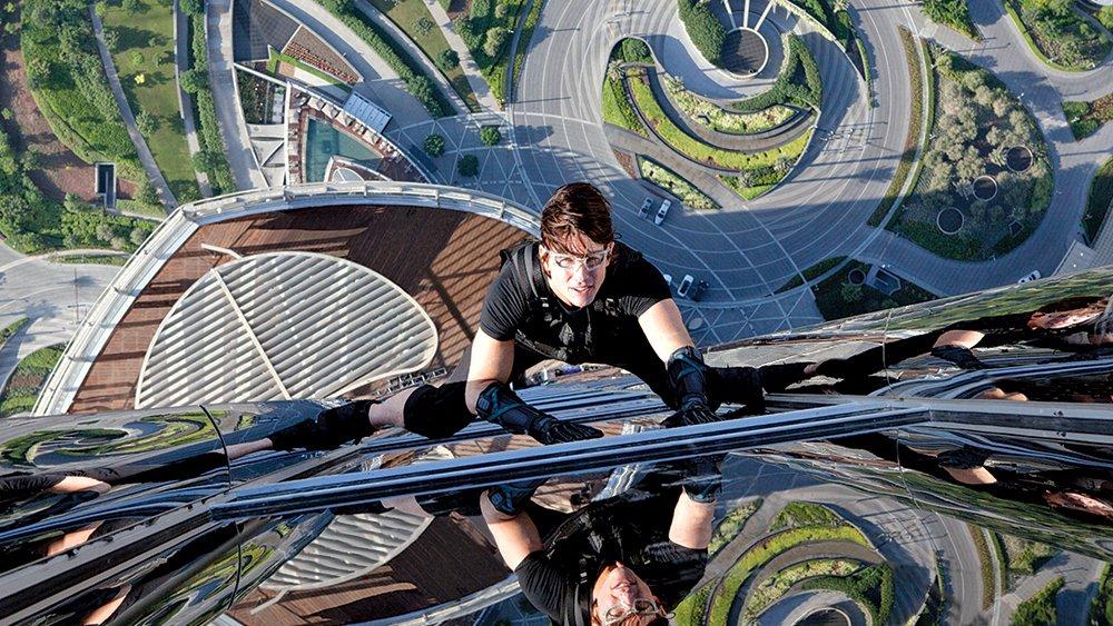 Том Круз год готовился к супертрюку в фильме «Миссия: невыполнима 6» | Канобу - Изображение 3361