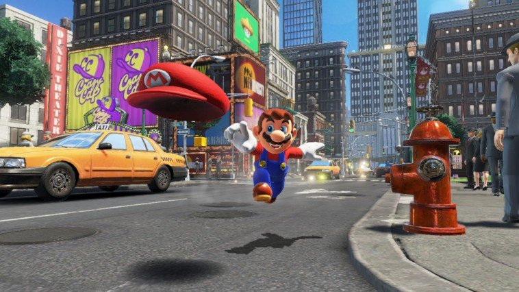 Суть. Super Mario Odyssey— еще один веский повод купить Switch | Канобу - Изображение 14291