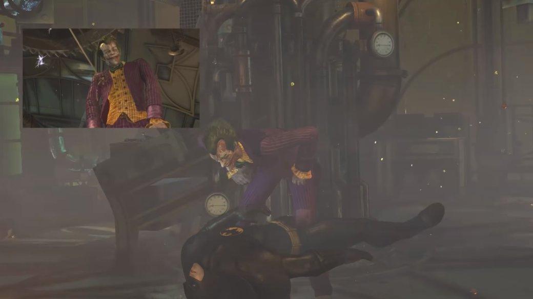 Блогер показал, как выглядит Batman: Arkham Knight со свободной камерой  | Канобу - Изображение 2103