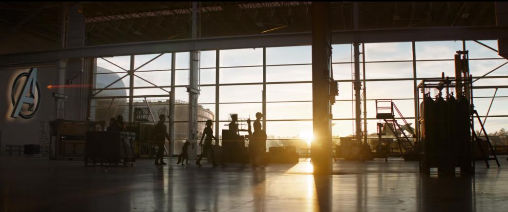 Что показали в новом ролике фильма «Мстители: Финал» с Суперкубка? | Канобу - Изображение 13