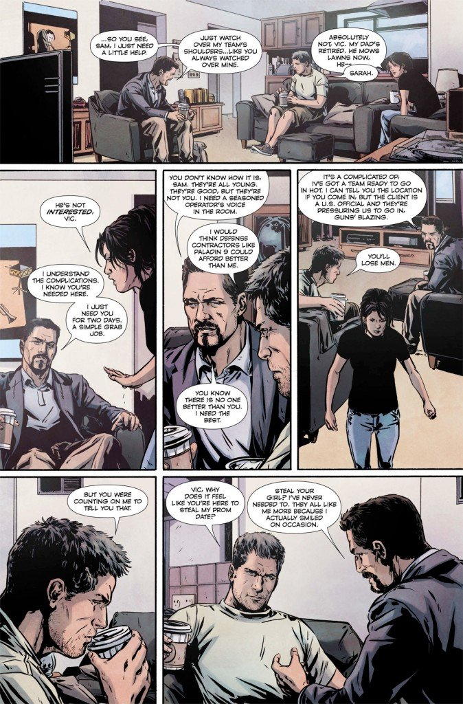 Комикс Splinter Cell: Echoes раскроет подробности жизни Сэма Фишера   Канобу - Изображение 0