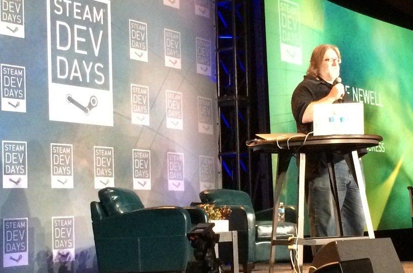 Steam Dev Days: Сергей Климов о том, почему HL3 стоит ждать в 2015-м | Канобу - Изображение 1