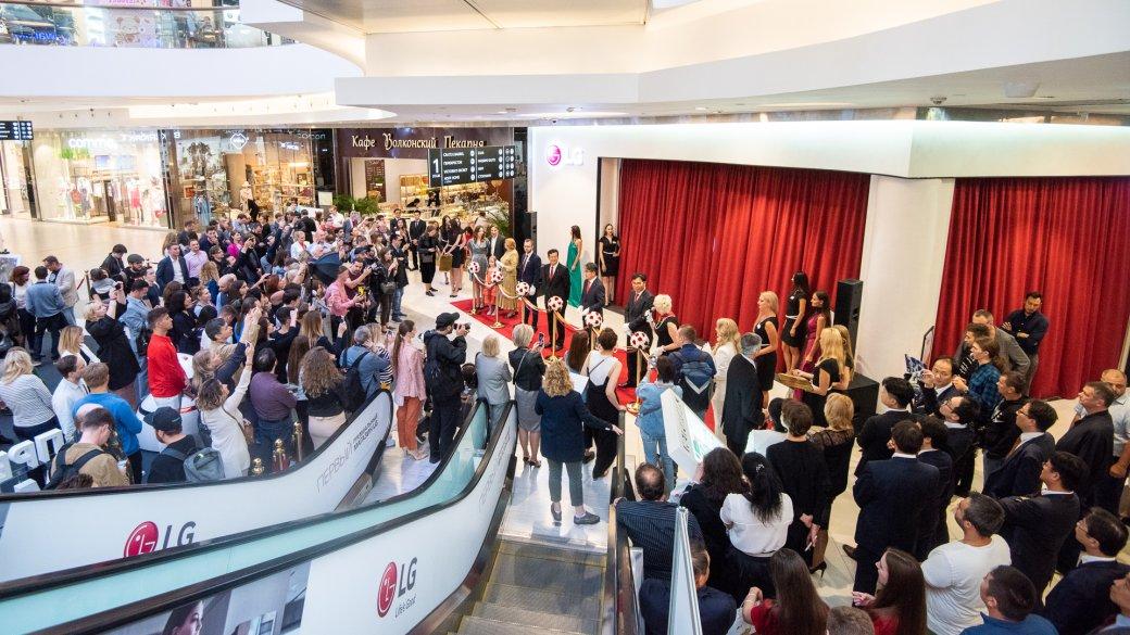 ВМоскве открылся первый премиальный магазин бытовой техники иэлектроники LG. - Изображение 3