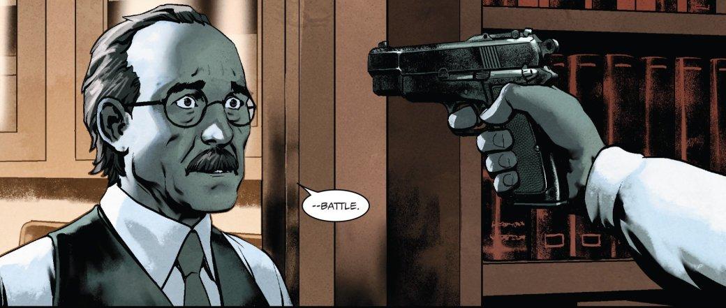 Капитан Америка как лидер Гидры. Галерея ярких моментов Secret Empire | Канобу - Изображение 9