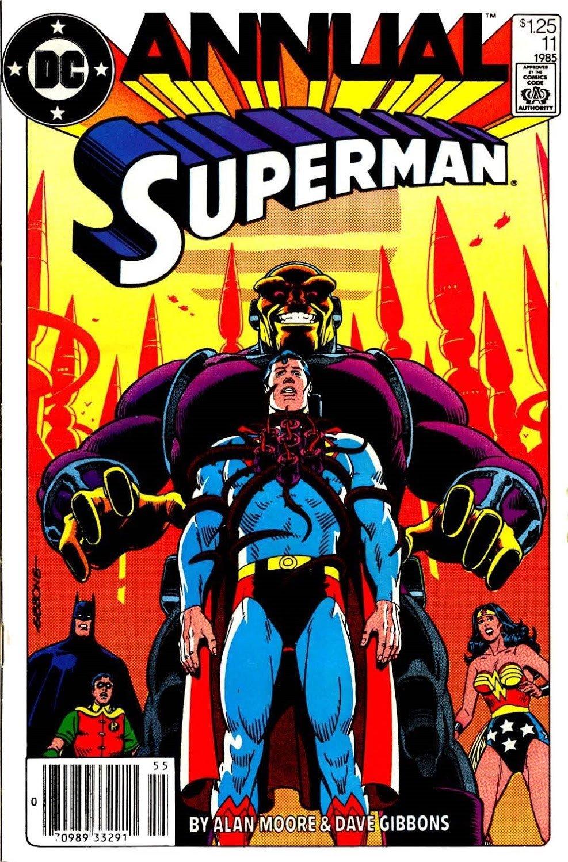 История Супермена иэволюция его образа вкомиксах | Канобу - Изображение 27