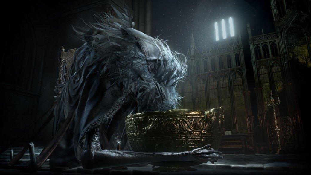Заснеженные поля и огнедышащие враги в Dark Souls 3: Ashes of Ariandel | Канобу - Изображение 3712