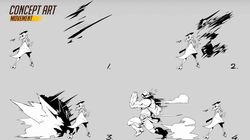 Авторы Overwatch показали ролик про Маккри ипредставили новую героиню— Эш   Канобу - Изображение 2910