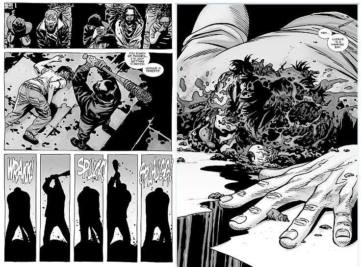 Кто лучше убивает героев: «Ходячие мертвецы» или «Игра Престолов»? | Канобу - Изображение 2