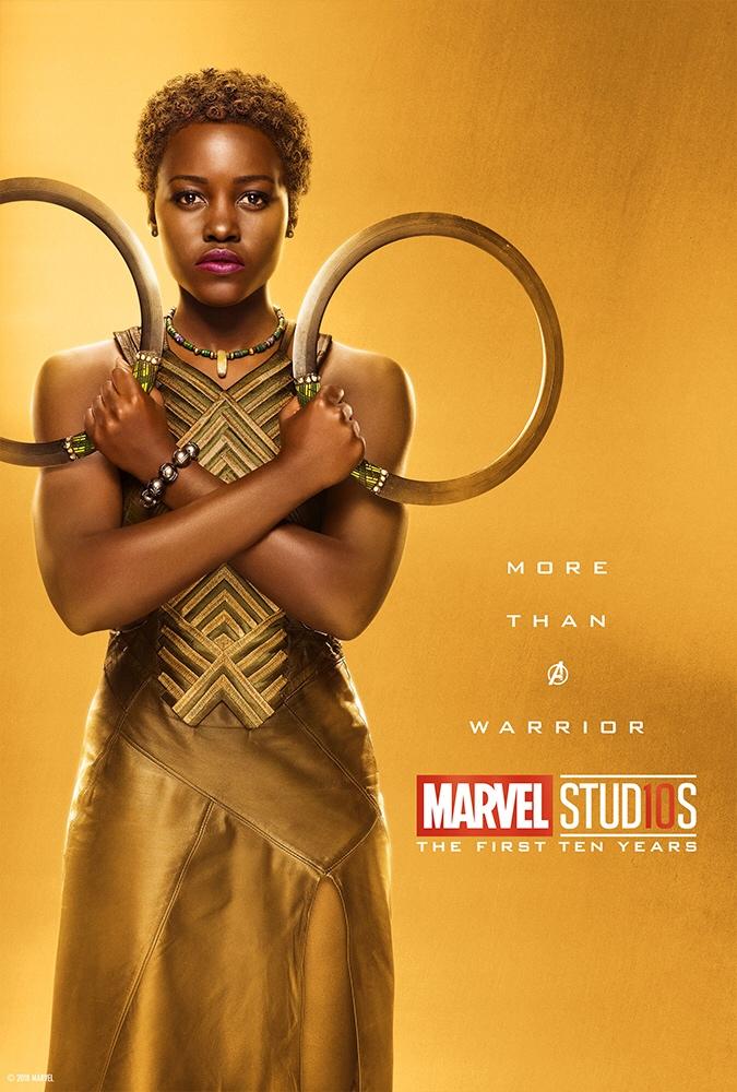 «Больше, чем легендарный преступник». ВСети появились новые юбилейные постеры Marvel Studios | Канобу - Изображение 12