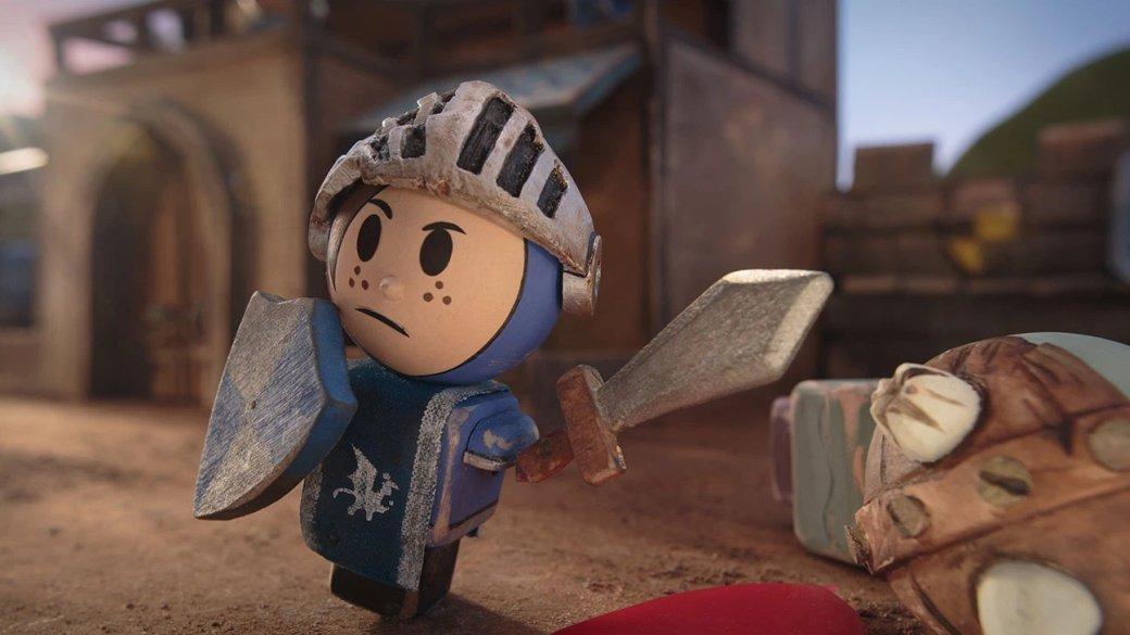 Рецензия на 1 сезон мультсериала «Скрестив мечи» | Канобу