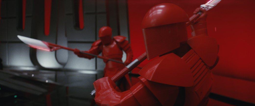 54 неудобных вопроса кфильму «Звездные войны: Последние джедаи». - Изображение 11