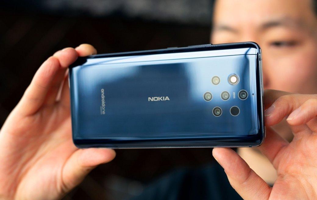 Пятикамерный флагман Nokia9 PureView представили официально | Канобу - Изображение 1