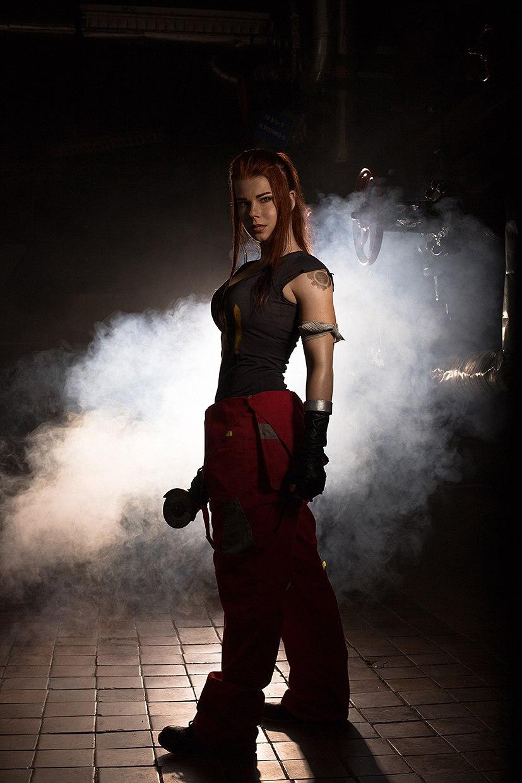 Потрясающий косплей Бригитты Линдхольм— новой героини Overwatch | Канобу - Изображение 13831