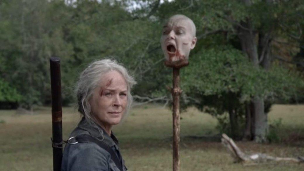 Что мыузнали из14 серии 10 сезона «Ходячих мертвецов». Прошлое Беты ипризнание Нигана