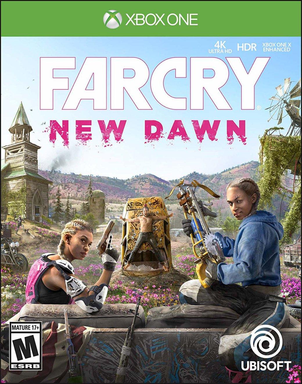 ВСеть утекли предположительная обложка иподзаголовок новой Far Cry | Канобу - Изображение 5428