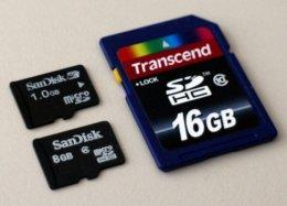 Исследование: две трети SD-карт навторичном рынке содержат неудаленные персональные данные