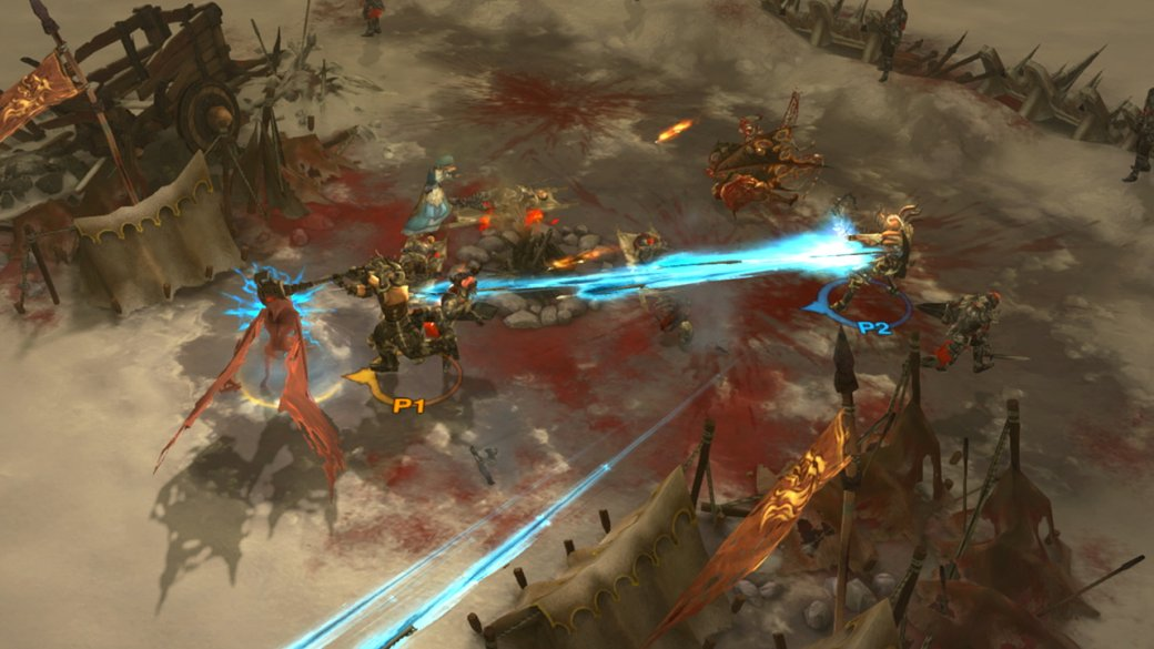 Gamescom 2018. Diablo 3 для Switch— что, как изачем | Канобу - Изображение 2