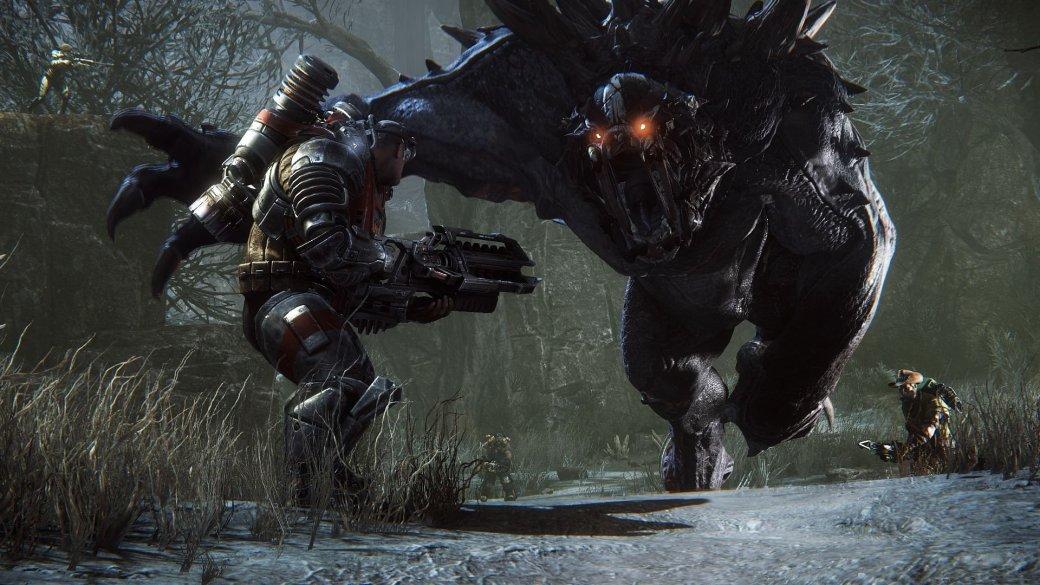 Альфа-тест Evolve на PS4 сорвался | Канобу - Изображение 567