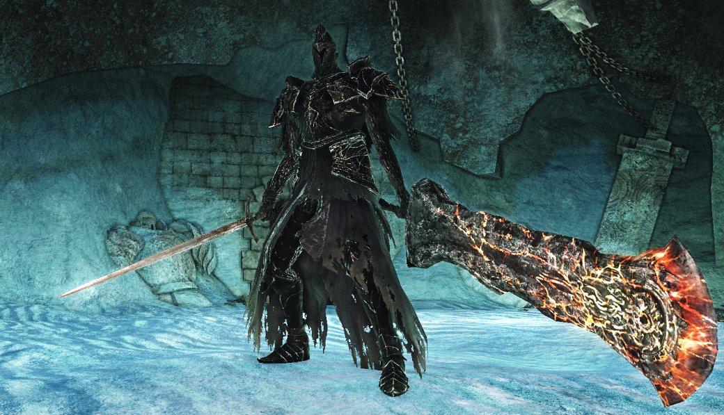 Самые сложные боссы в Dark Souls 1, 2, 3, Bloodborne, Demon's Souls - топ сильных боссов | Канобу - Изображение 1