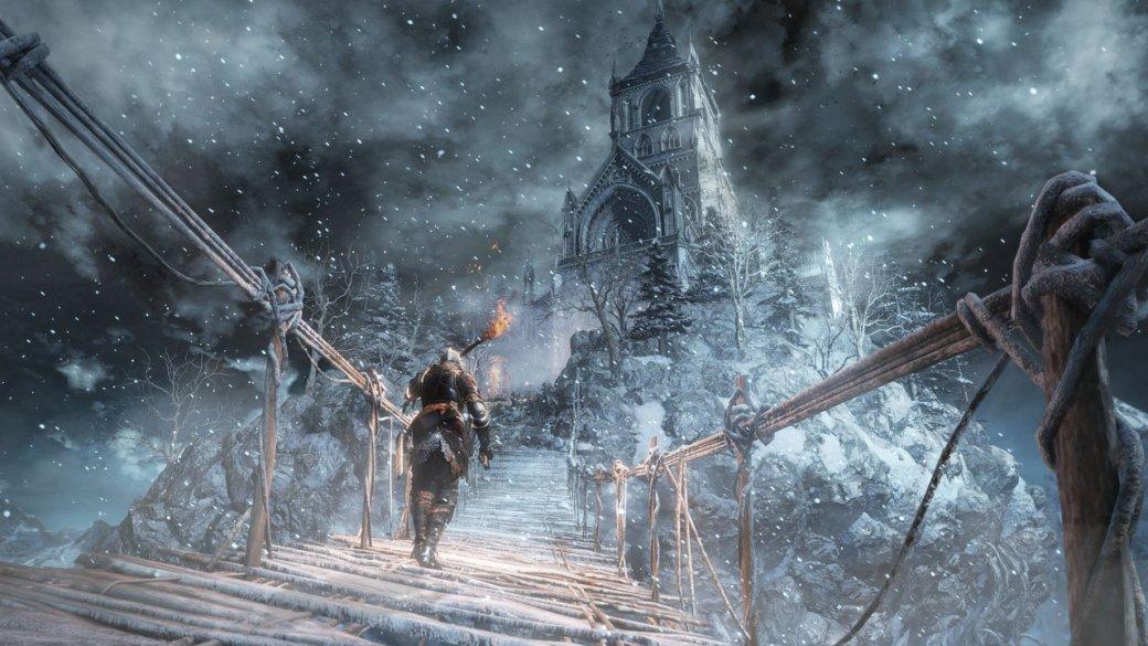 Обзор Dark Souls 3: Ashes of Ariandel - рецензия на игру Dark Souls 3: Ashes of Ariandel | Рецензии | Канобу