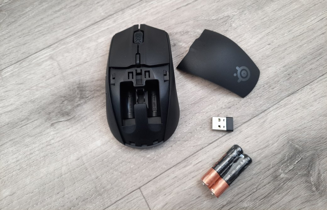 Обзор SteelSeries Rival 3 Wireless. Игровая мышка без проводов играниц | Канобу - Изображение 4998