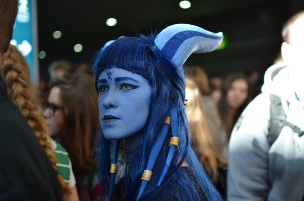 Фотоотчет с «Игромира» и Comic Con Russia, день 3 – Миша Коллинз | Канобу - Изображение 805