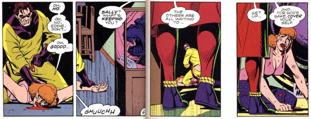 Монстры «Секретных материалов» и их аналоги из супергеройских комиксов | Канобу - Изображение 19