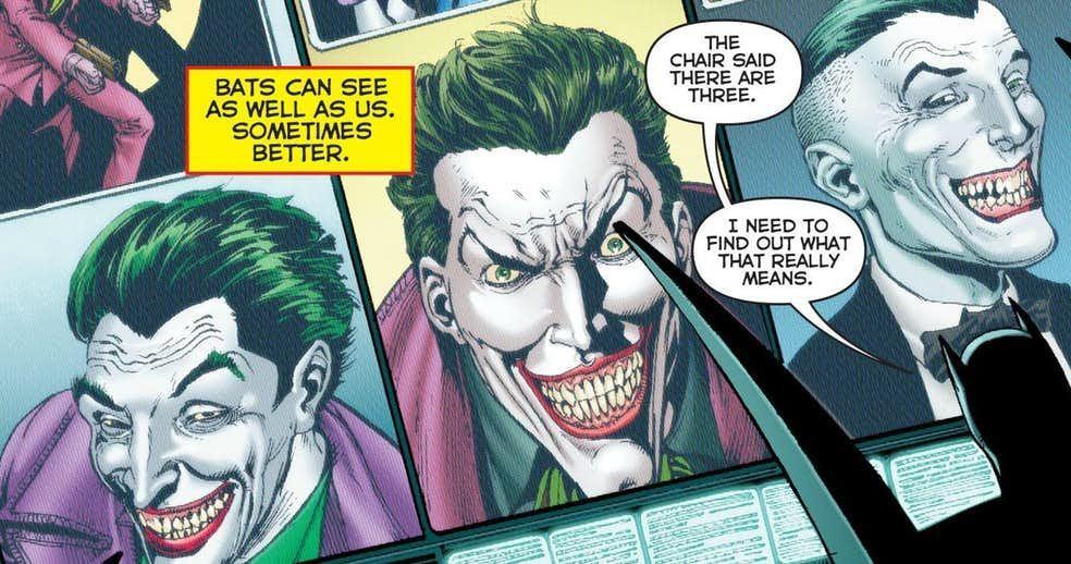 DCнаконец раскроет тайну трех Джокеров— одну изглавных загадок вкомиксах последних лет   Канобу - Изображение 0