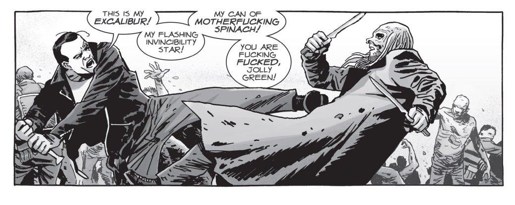Война с Шепчущимися в комиксе The Walking Dead не оправдала ожиданий | Канобу - Изображение 11