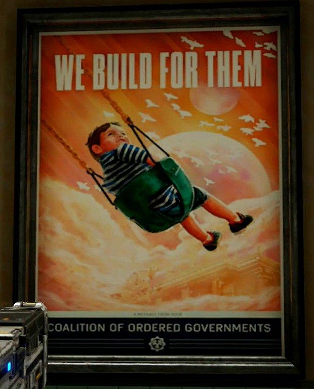Gears of War 4: как изменилась Сера | Канобу - Изображение 5