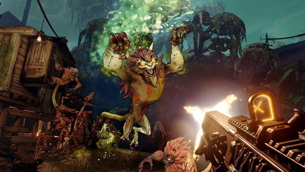В интернете появился геймплейный ролик Borderlands 3 с закрытого показа на E3 2019 | Канобу - Изображение 0