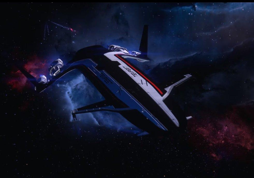 Геймплей Mass Effect Andromeda пообещали показать осенью | Канобу - Изображение 789