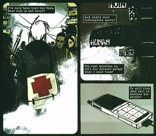 Комиксы: DMZ | Канобу - Изображение 3556