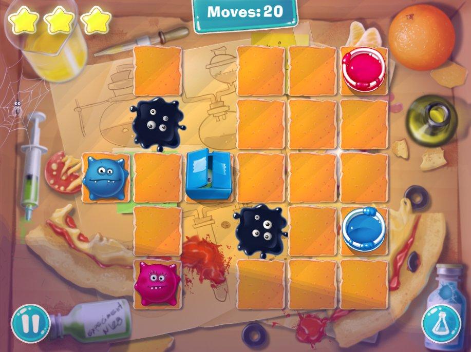 Этап «рабочая версия» на #GamesJamKanobu: выбор редакции | Канобу - Изображение 2208